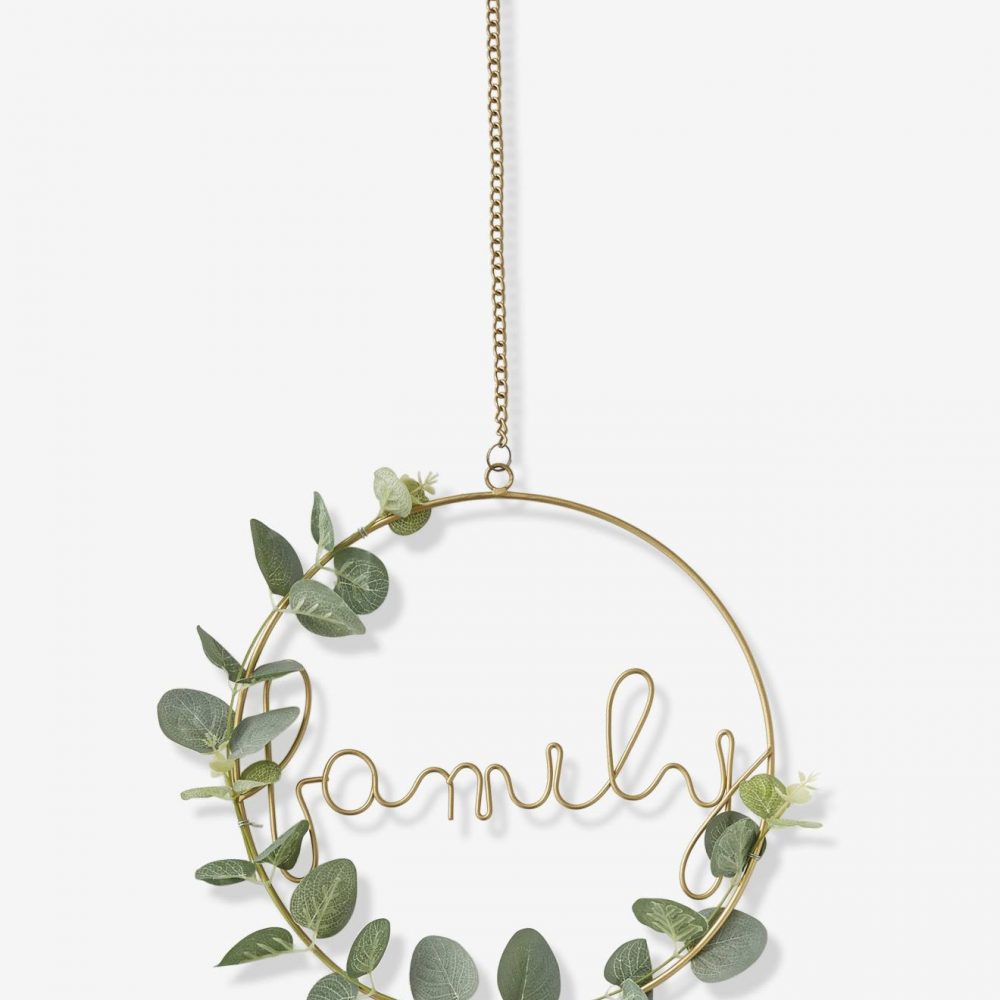 Decorative Wreath, Family no color