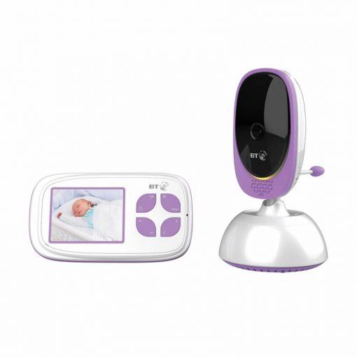 "BT Smart Baby Monitor 2.8"" 5800"