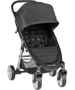 Baby Jogger City Mini 2 Single 4 Wheel Stroller-Jet