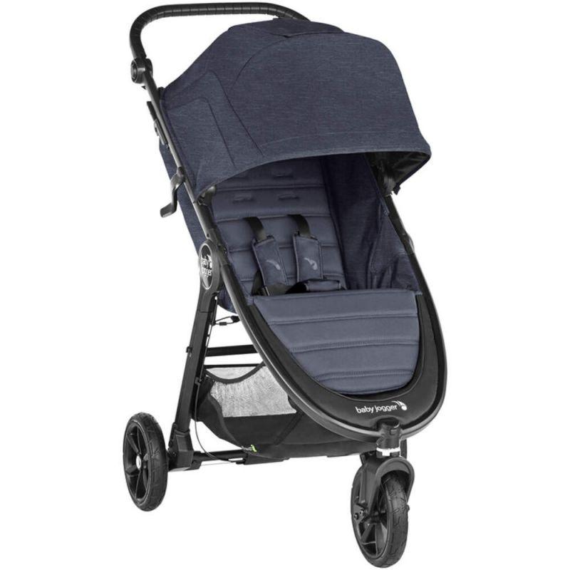 Baby Jogger City Mini GT2 Single Stroller-Carbon