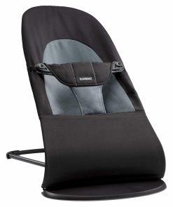 BabyBjorn Balance Soft Cotton-Black/Dark Grey