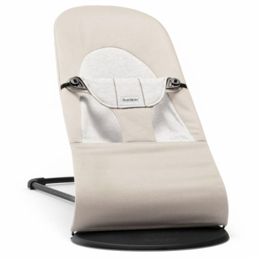BabyBjorn Balance Soft Cotton/Jersey-Beige/Grey (New 2018)