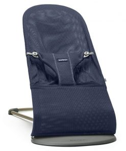BabyBjorn Bouncer Bliss Mesh-Navy Blue (New 2018)