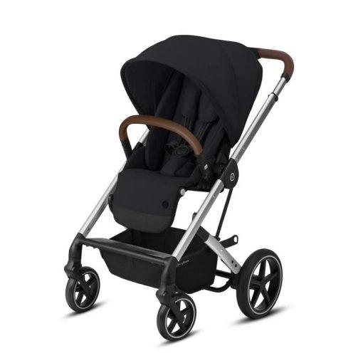 Balios S Lux Stroller-Deep Black/Silver (New 2020)