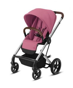 Balios S Lux Stroller-Magnolia Pink/Silver (New 2020)