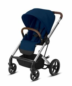 Balios S Lux Stroller-Navy Blue/Silver (New 2020)