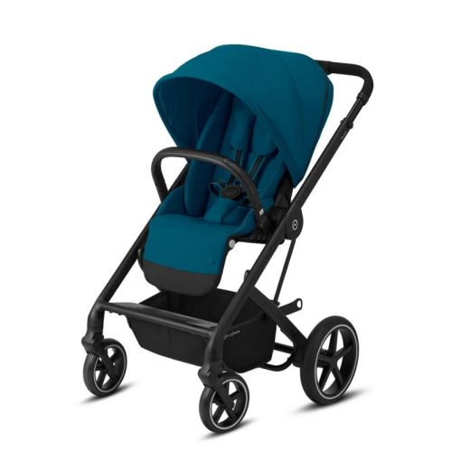 Balios S Lux Stroller-River Blue/Black (New 2020)