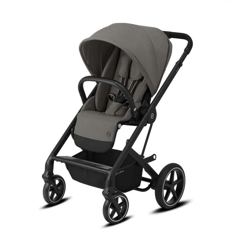 Balios S Lux Stroller-Soho Grey/Black (New 2020)