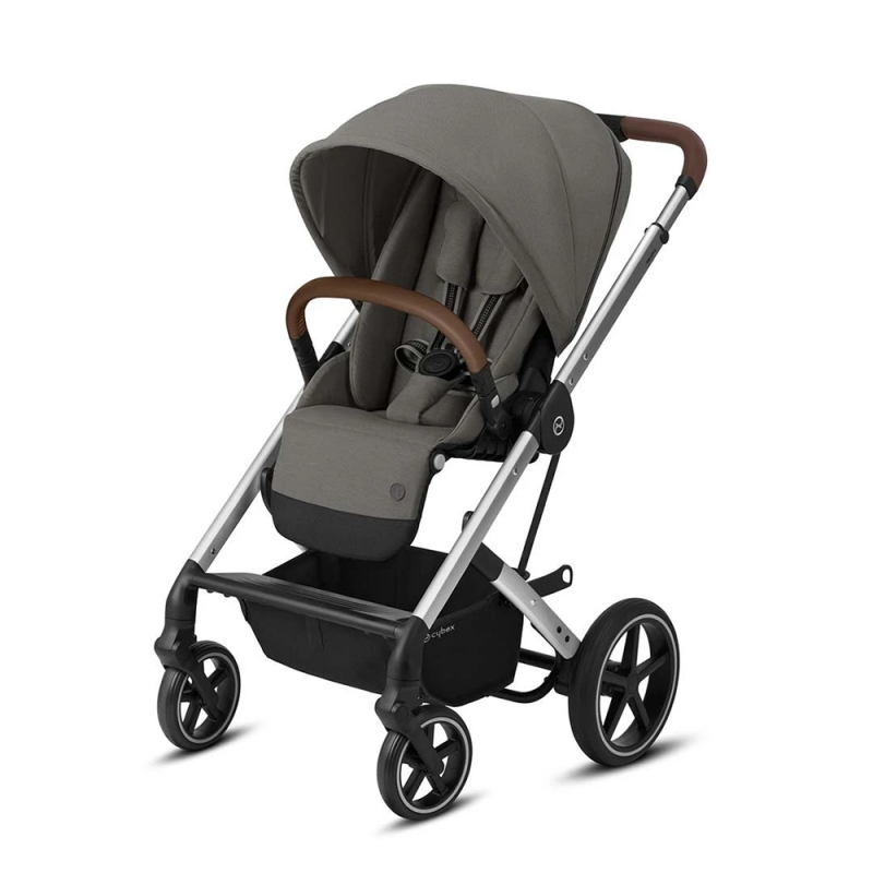 Balios S Lux Stroller-Soho Grey/Silver (New 2020)