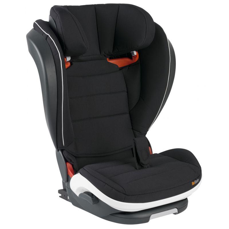 BeSafe iZi Flex FIX i-Size Group 2,3 Car Seat-Fresh Black Cab