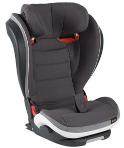 BeSafe iZi Flex FIX i-Size Group 2,3 Car Seat-Metallic Melange