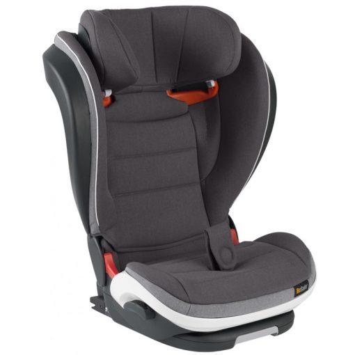 BeSafe iZi Flex FIX i-Size Group 2,3 Car Seat-Metallic Melange