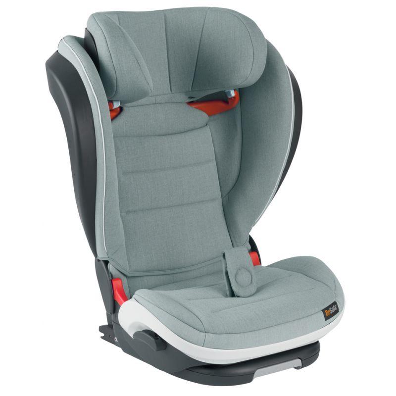BeSafe iZi Flex FIX i-Size Group 2,3 Car Seat-Sea Green Melange