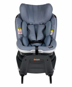 BeSafe iZi Turn i-Size Car Seat- Cloud Melange