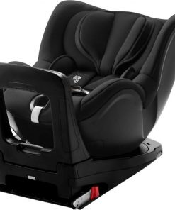 Britax Dualfix I-Size Group 0+/1 Car Seat-Cosmos Black