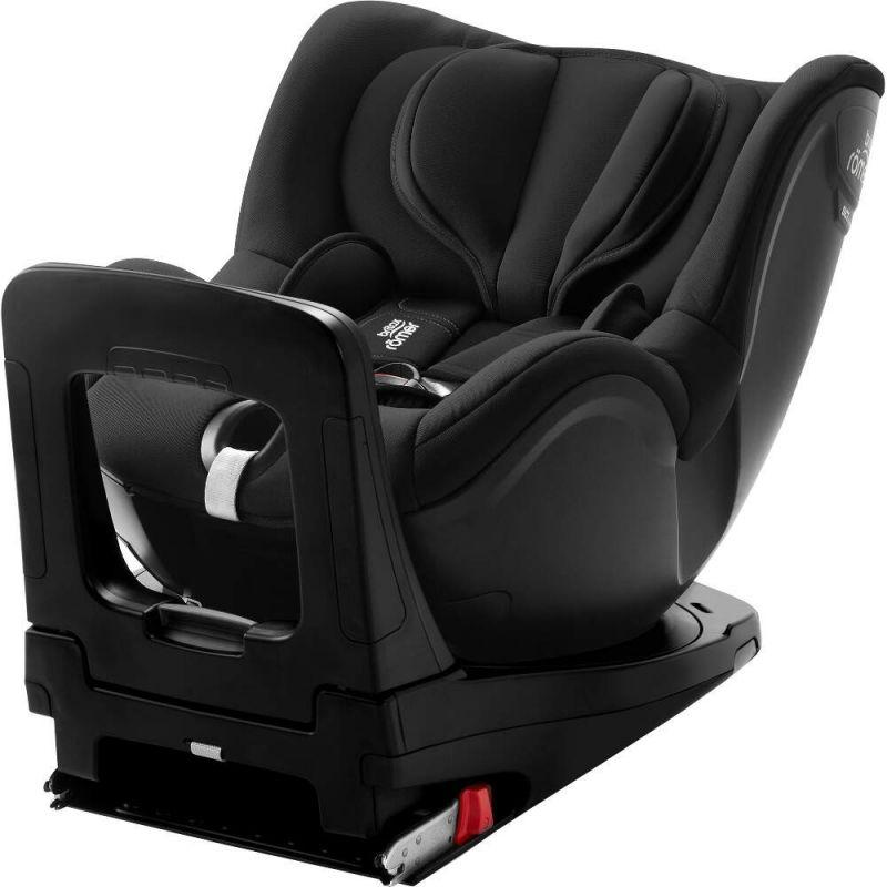 Britax Dualfix I-Size Group 0+/1 Car Seat-Cosmos Black