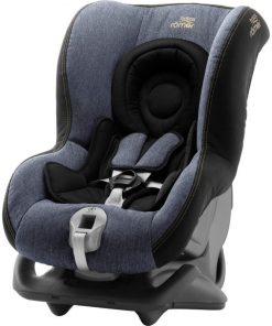 Britax First Class Plus Group 0+/1 Car Seat-Blue Marble