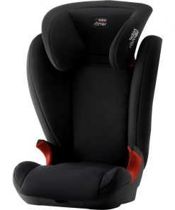Britax Kidfix II Black Series Group 2/3 Car Seat-Cosmos Black (New)