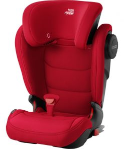Britax Kidfix III M Group 2/3 Car Seat-Fire Red