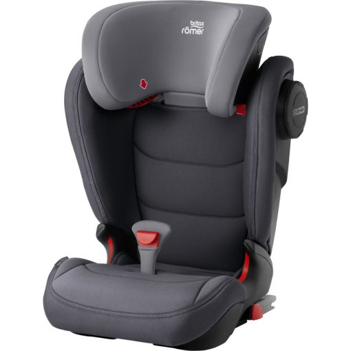 Britax Kidfix III M Group 2/3 Car Seat-Storm Grey