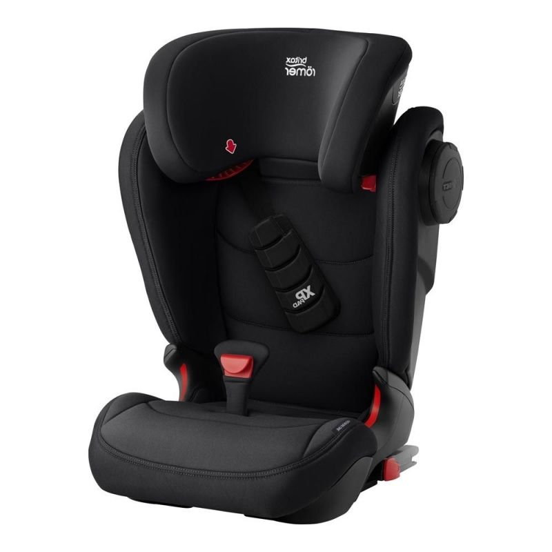 Britax Kidfix III S Group 2/3 Car Seat-Cosmos Black