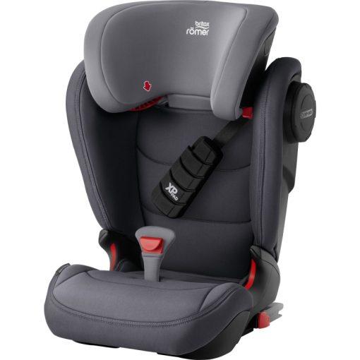 Britax Kidfix III S Group 2/3 Car Seat-Storm Grey