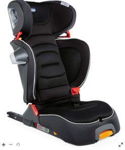 Chicco Fold & Go i-Size Car Seat-Jet Black (NEW)
