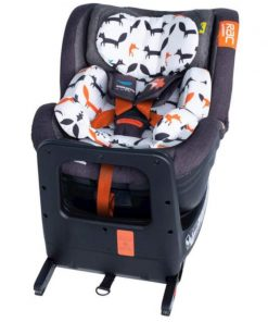 Cosatto Come and Go I-Rotate I-Size Car Seat-Mister Fox