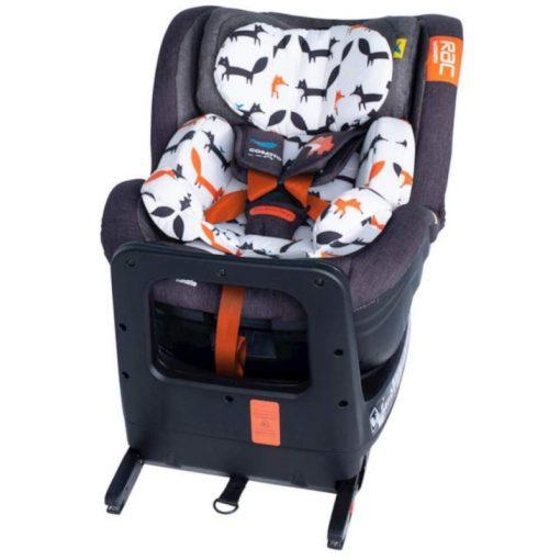 Cosatto Come and Go I-Rotate I-Size Car Seat-Mister Fox