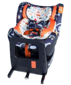 Cosatto Come and Go RAC I-Rotate I-Size Car Seat-Road Map
