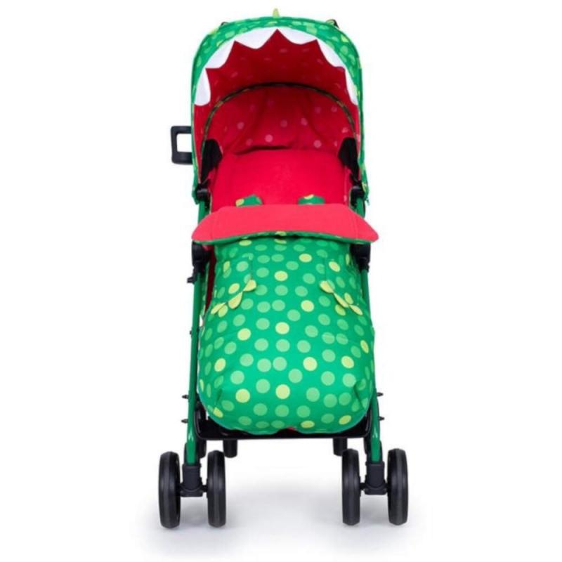 Cosatto Supa 3 Stroller-Dino Mighty