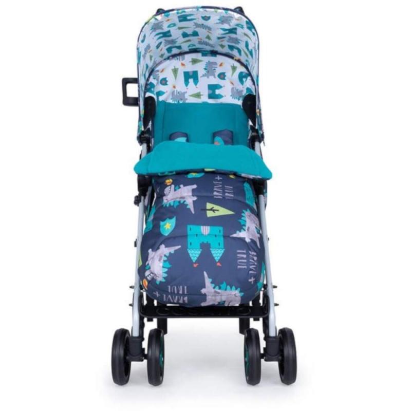 Cosatto Supa 3 Stroller-Dragon Kingdom