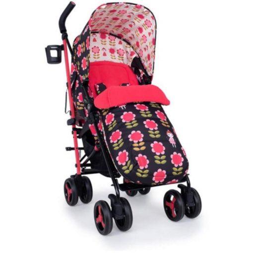 Cosatto Supa 3 Stroller-Fairy Garden Daisy