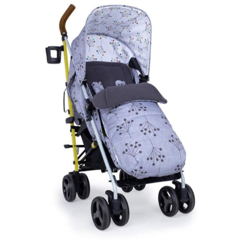 Cosatto Supa 3 Stroller-Hedgerow
