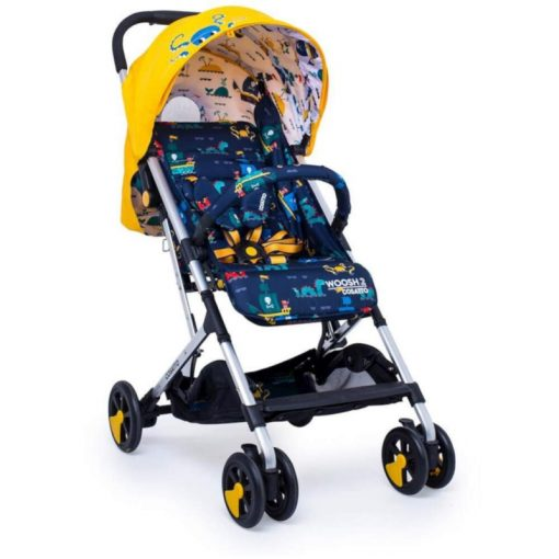 Cosatto Woosh 2 Stroller-Sea Monsters