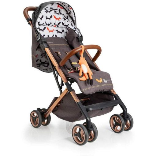 Cosatto Woosh XL Stroller-Mister Fox