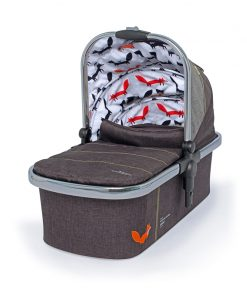 Cosatto Wow XL Carry Cot-Mister Fox (New 2019)