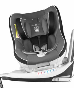 Cozy N Safe Merlin 360 Isofix Group 0+/1 Car Seat-Black/Grey (New 2018)