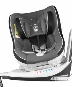 Cozy N Safe Merlin 360 Isofix Group 0+/1 Car Seat-Black/Grey (New 2018)