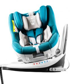 Cozy N Safe Merlin 360 Isofix Group 0+/1 Car Seat-Blue (New 2018)
