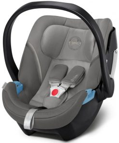 Cybex Aton 5 Group 0+ Car Seat - Soho Grey (New 2020)