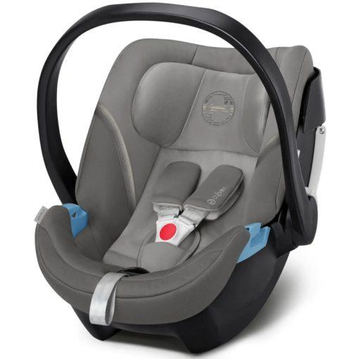 Cybex Aton 5 Group 0+ Car Seat - Soho Grey (New 2020)