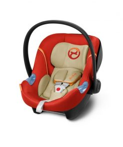 Cybex Aton M Group 0+ Car Seat-Autumn Gold (2019)