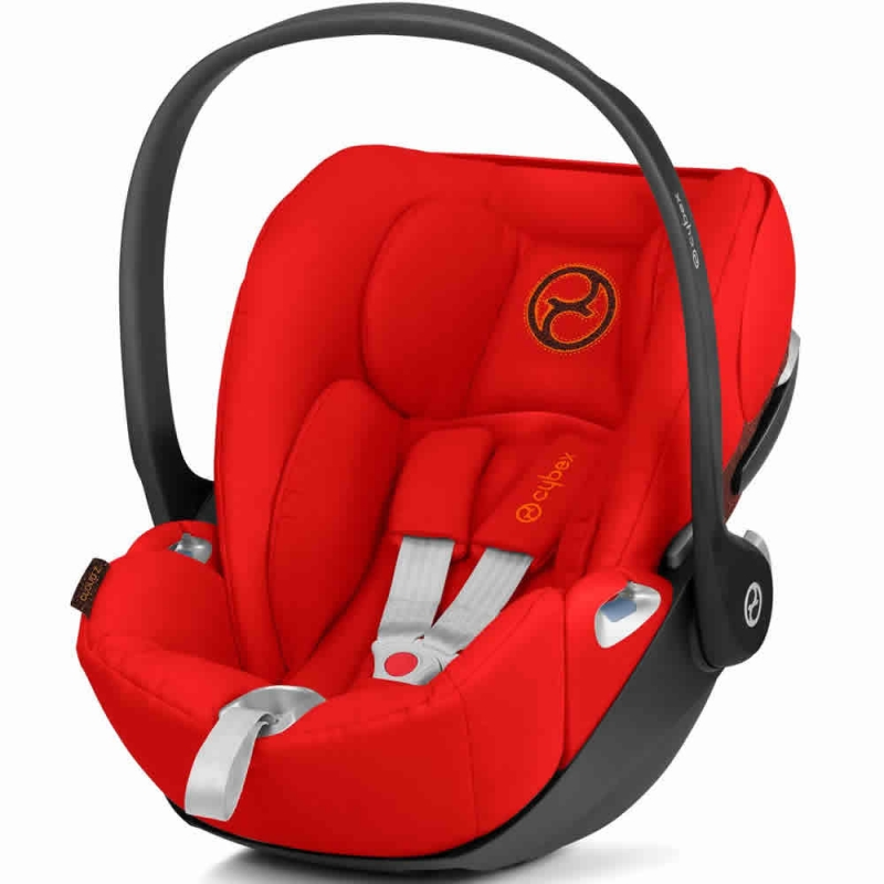 Cybex Cloud Z i-Size Group 0+ Car Seat-Autumn Gold (New 2020)