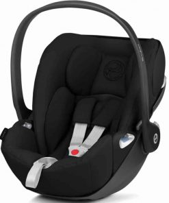 Cybex Cloud Z i-Size Group 0+ Car Seat-Deep Black (New 2020)