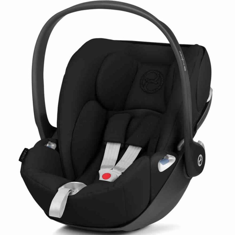 Cybex Cloud Z i-Size Group 0+ Car Seat-Deep Black (New 2020)