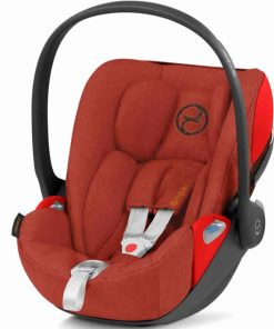 Cybex Cloud Z i-Size Plus Group 0+ Car Seat-Autumn Gold (New 2020)