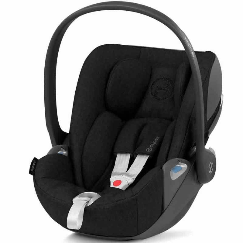 Cybex Cloud Z i-Size Plus Group 0+ Car Seat-Deep Black (New 2020)