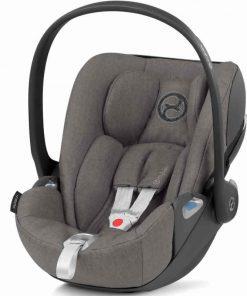 Cybex Cloud Z i-Size Plus Group 0+ Car Seat-Soho Grey (New 2020)