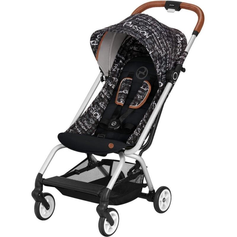 Cybex Eezy S+ Stroller-Strength Grey